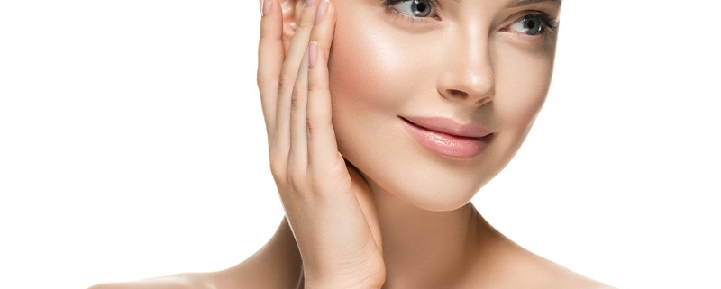 image of woman with fotofacial